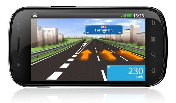 TomTom para Android 2.2 o superior